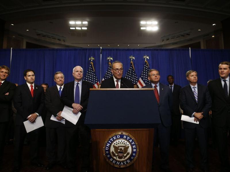 gang of eight in senate