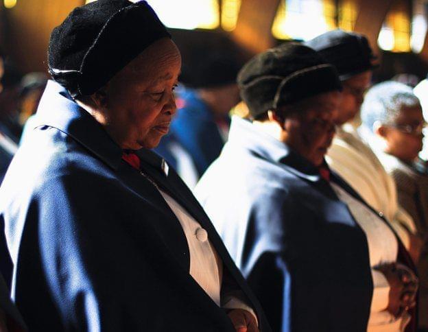 prayers for Nelson Mandela