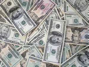 a heap of money