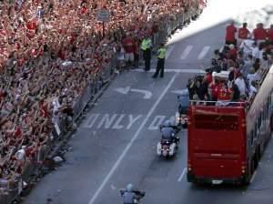 Chicago Blackhawks parade