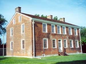 Nicholas Jarrot Mansion