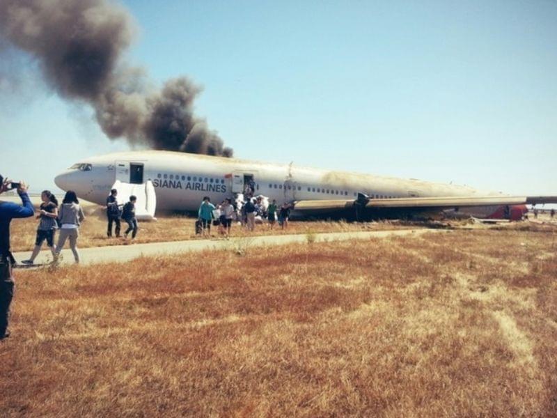 plane crash from south korea