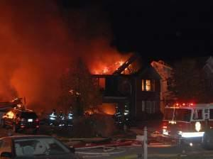 Indiana house fire