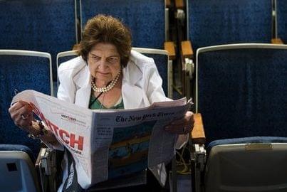 Helen Thomas dies at 92