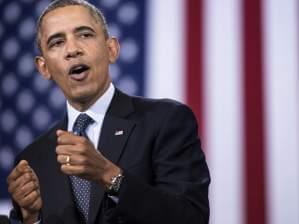 President Obama in Galesburg