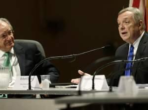 Tom Harkin and Dick Durbin