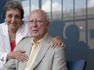 Jack Hansan, who made signs for the March on Washington, and his wife Ethel now live in Northern Virginia.