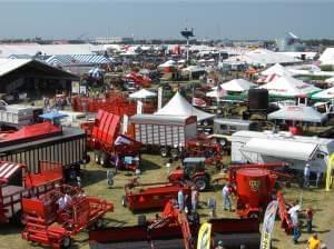 farm progress show in Decatur