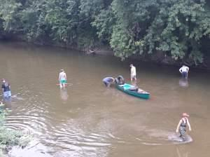 Middle Fork River search