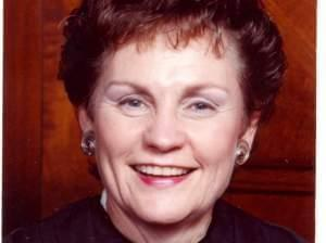 Illinois Supreme Court Justice Rita Garman
