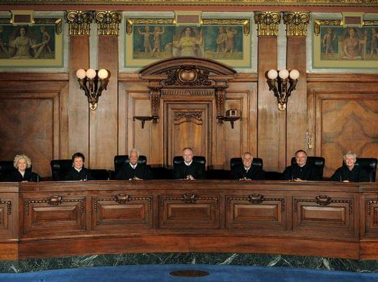 Illinois Supreme Court Judges