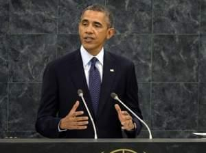 President Obama - UN General Assembly