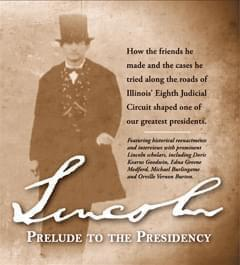 Lincoln: Prelude to the Presidency DVD cover