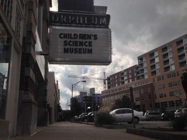 The Orpheum Children's Science Museum's theatre is said to be haunted by the spirit of a past projection booth operator.