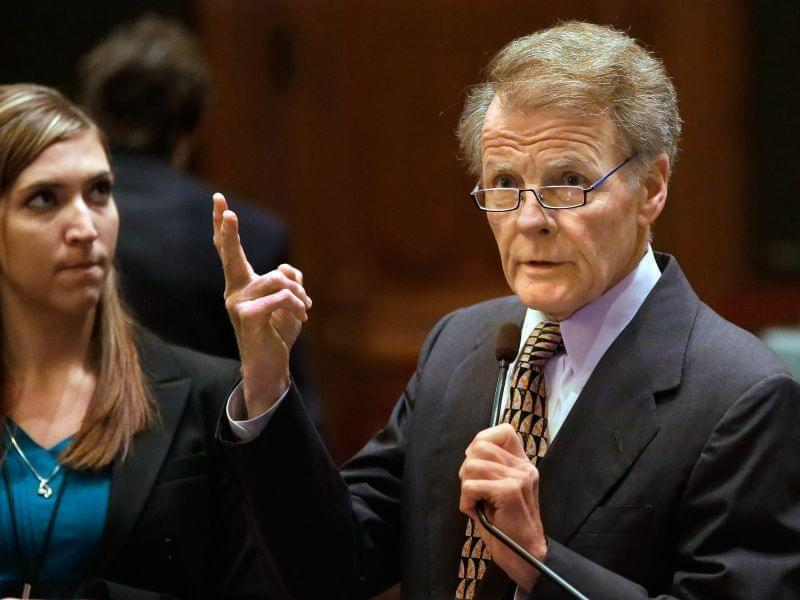Illinois Speaker of the House Michael Madigan