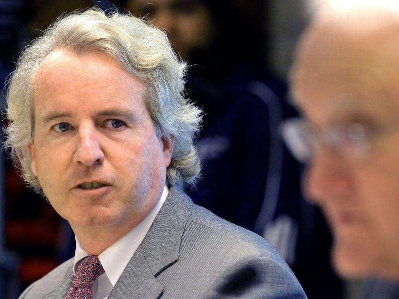 Chairman of the Board of Trustees, University of Illinois, Chris Kennedy