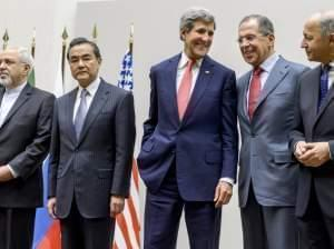 Iran deal reached