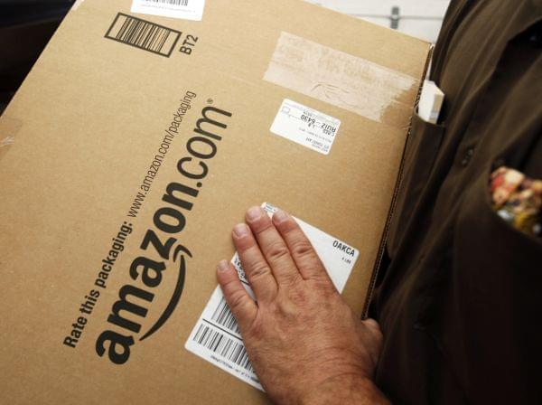 internet sales tax impacts Amazon.com