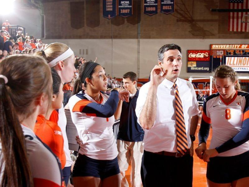 U of I Volleyball