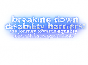 the journey toward equality at the University of Illinois