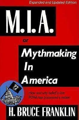 book cover of MIS or Mythmaking in America