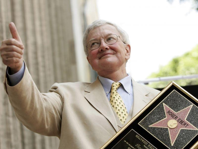 Roger Ebert - Hollywood Walk of Fame