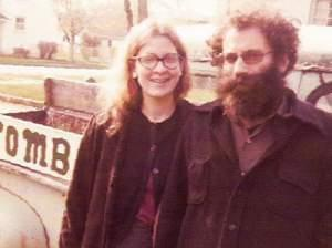 Sylvia and John