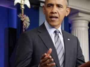 Obama discusses the situation in Ukraine