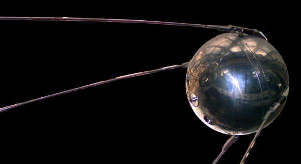 Sputnik 1 satellite