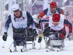 Tatyana McFadden wins silver in cross country one kilometer sprint at Paralympics
