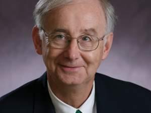 Eastern Illinois University President Bill Perry