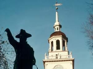 Phladelphia's Independence Hall