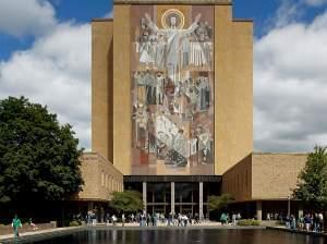 The Word of Life, or Touchdown Jesus