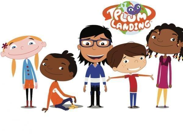 characters from Plum Landing