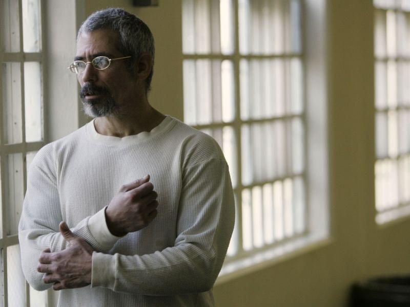 Inmate Richard Barton talks about living with Hepatitis C at the California Medical Facility in Vacaville, Calif., Jan. 17, 2007. Many convicts get the disease in prison.