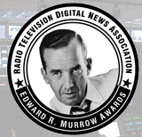 Murrow Awards seal