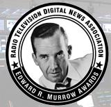 Murrow Awards seal