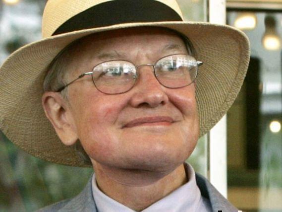 Roger Ebert in 2005.