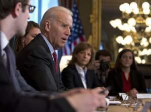 A White House task force on sexual assault at college campuses issued new guidelines Tuesday, asking colleges to survey students about their experiences. The task force was headed by Vice President Biden's office and the White House Council on W