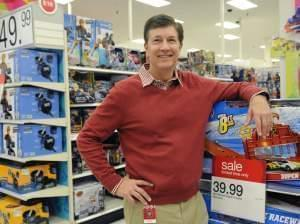 Target CEO Gregg Steinhafel in November of 2012.