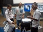Drumming for the love of it