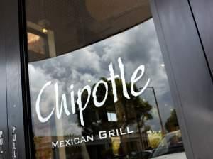 A Chipotle restaurant in Miami.