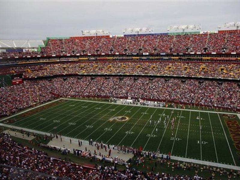 Both senators in Maryland — where the Washington Redskins play — signed on to a letter urging NFL Commissioner Roger Goodell to get the team to change its name.