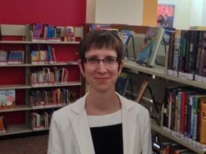 Urbana Free Library Executive Director Celeste Choate