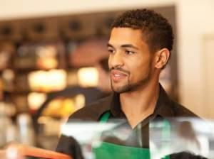 Part-time barista, full-time student?