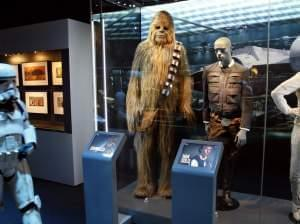 "While cities are still competing for the not yet built Lucas Cultural Arts Museum, parts of the collection are already on display. The ""Star Wars Identities"" traveling exhibition, currently at the Cite du Cinema in Saint-Denis, France, feat"