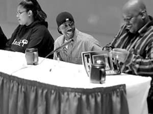 Champaign hip-hop artist Twick G