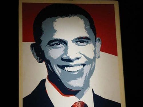 Barack Obama 2008 Election poster