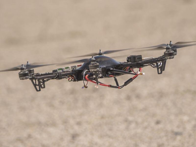 drone Precision Aerial Ag Show