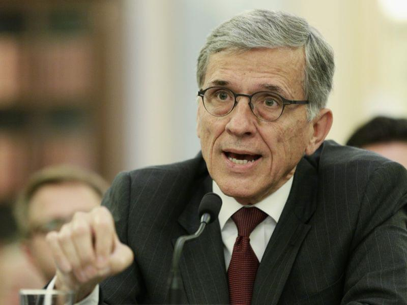 Federal Communications Commission Chairman Thomas Wheeler.